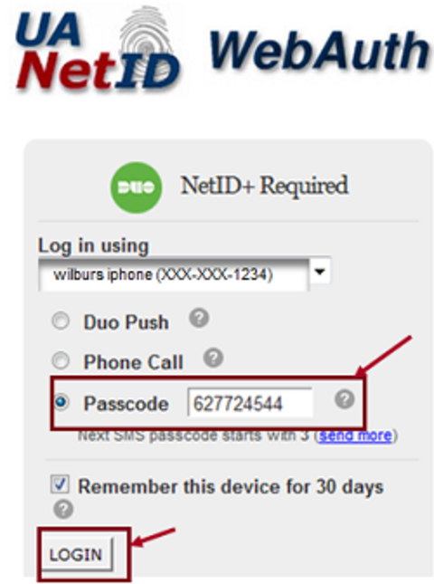 NetID+ (Plus) Bypass Codes | Information Technology