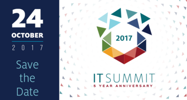 IT Summit 2017 October 24, 2017 - Save the Date
