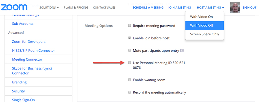 Using Zoom for Audio Conferencing | Information Technology